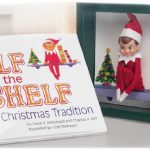 The Elf on the Shelf Christmas Traditions Book